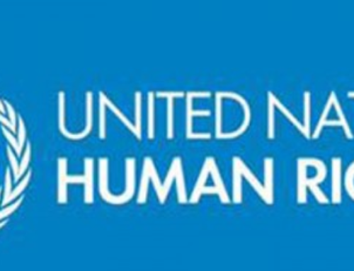 Save Our Heroes Sends Letter of Concern to Joint Regional Correctional Facility Leavenworth, Re Violation of the United Nations Human Rights Commission